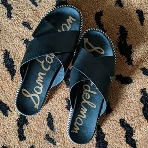 Sam Edelman Cris Cross Slides
